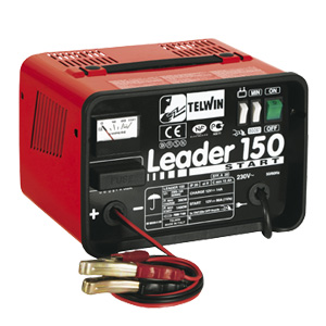 Caricabatterie  LEADER 150 START 230V 12V
