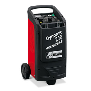 Caricabatterie DYNAMIC 220 START 230V 12-24V