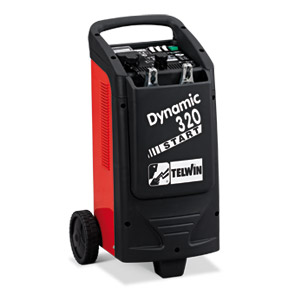 Caricabatterie DYNAMIC 320 START 230V 12-24V